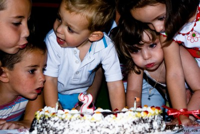 Disaster Proofing Your Child's Party